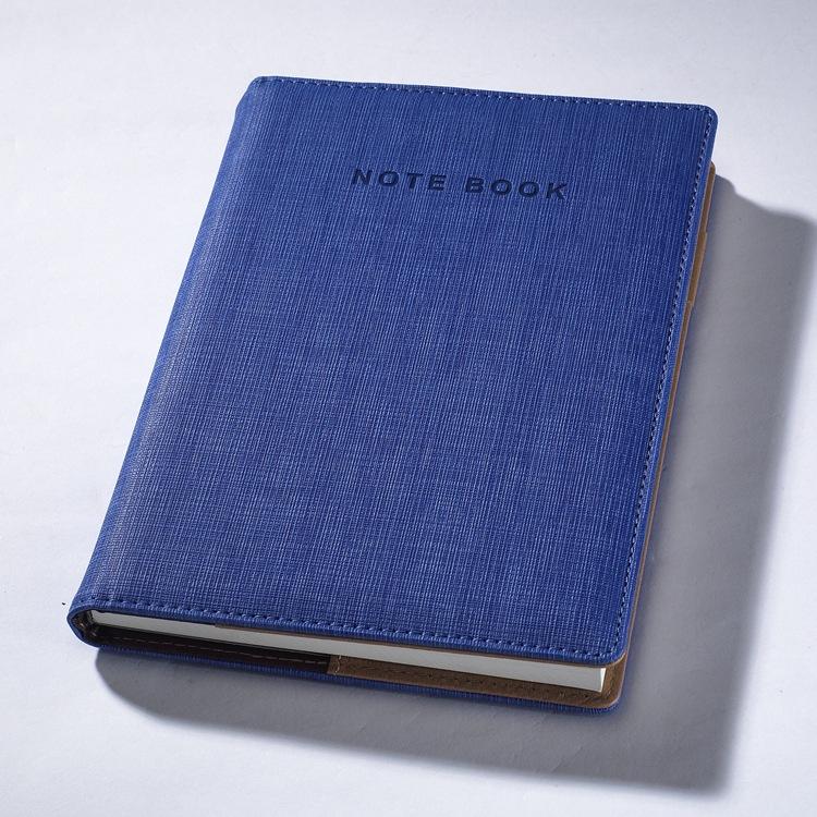 Sổ bìa da dán gáy journal