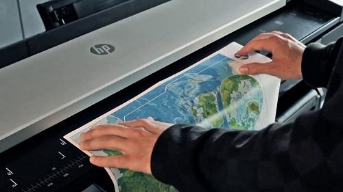 Hướng dẫn scan tài liệu bằng máy in đa năng HP