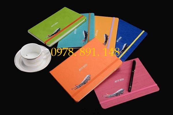 cơ sở sản xuất sổ tay Minh châu 2