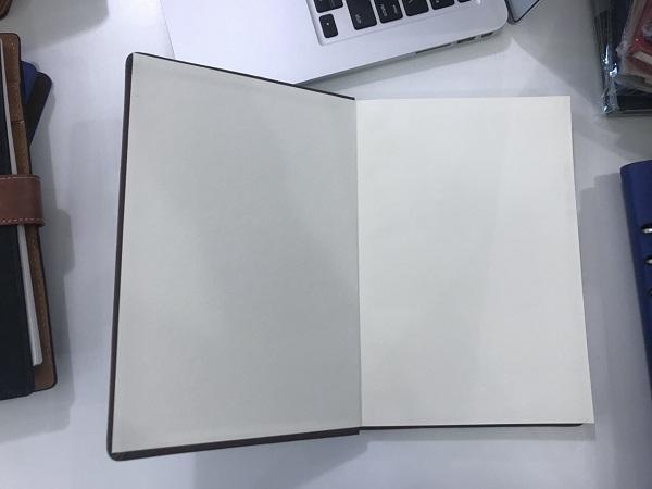 bán sổ da có sẵn mẫu 006 ruột