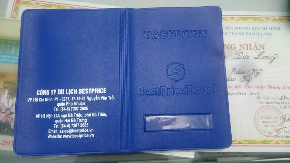 sản xuất ví da đựng passport 6