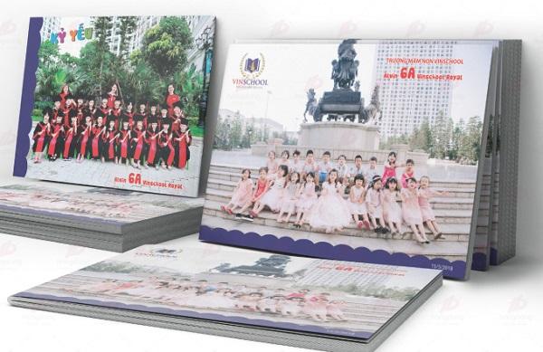 công ty in kỷ yếu - In Minh Châu 3