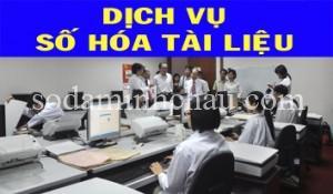 Công ty số hóa tài liệu Minh Châu