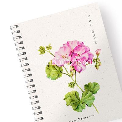 Các loại Sổ tay giấy mỹ thuật