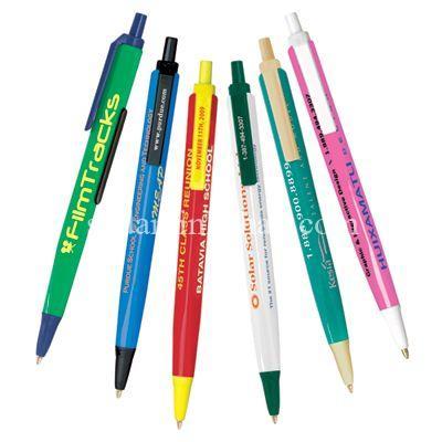 Mẫu bút bi in logo đẹp 2