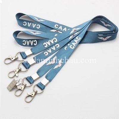 In dây đeo thẻ tphcm công ty CAAC