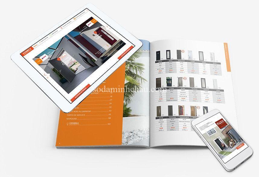 Catalogue trực tuyến một trong các loại catalogue
