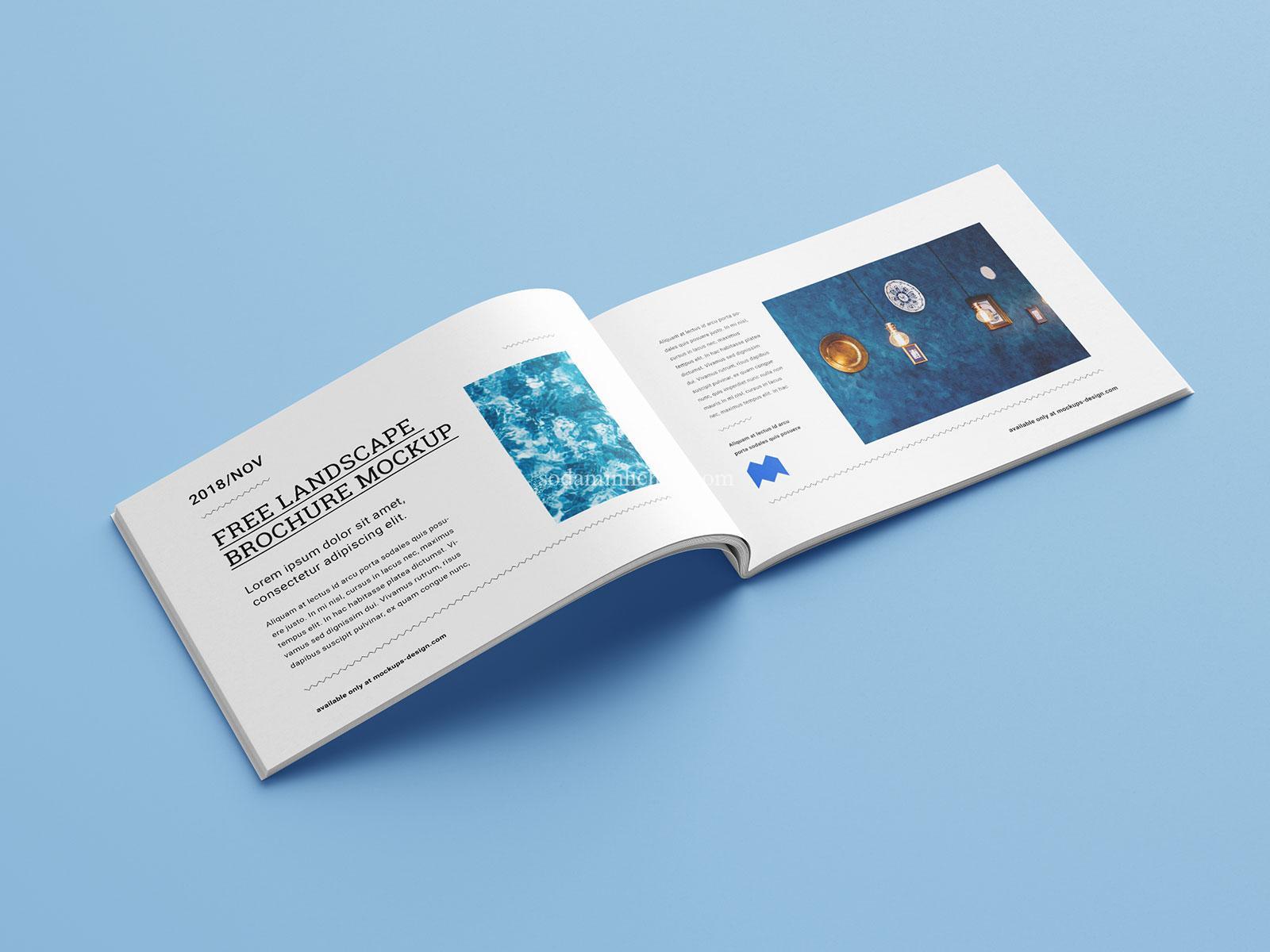 In catalogue giới thiệu công ty
