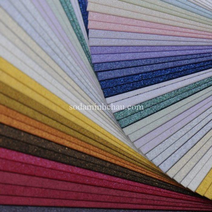 giấy mỹ thuật - các loại giấy in