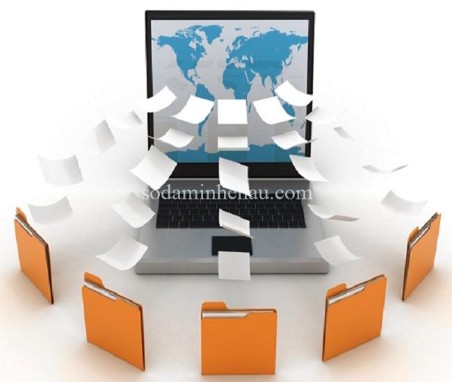 Khối lượng thông tin được số hóa tài liệu không giới hạn