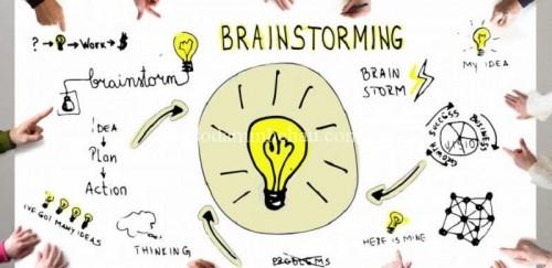 Brainstorm đóng vai trò quyết định hiệu quả làm việc nhóm