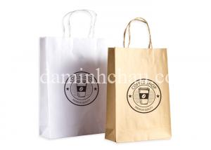Túi giấy in logo giá tốt tại Minh Châu