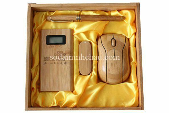 Quà tết cho doanh nghiệp bằng gỗ