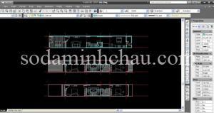 Cách in bản vẽ trong layout