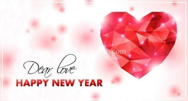 lời chúc năm  mới 2021 tình yêu