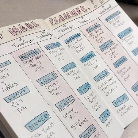 Khái niệm Bullet Journal cho học sinh