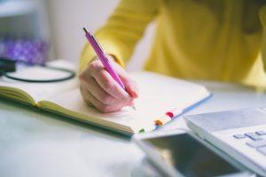 Cách làm sổ tay ghi chú đẹp