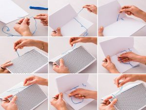 Hướng dẫn làm sổ tay từ giấy thừa